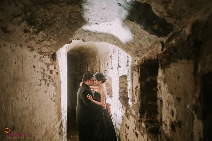Prewedding of Nico - Lina by Ricky-L Photo & Bridal  - 008