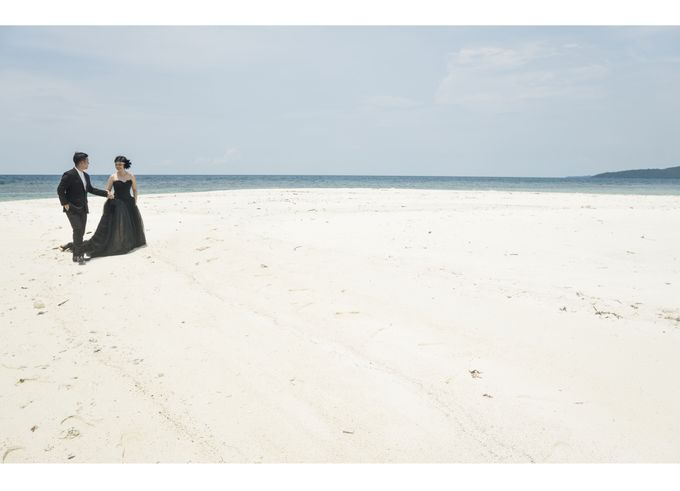 PRE - WEDDING RICARDO & YURIKE by storyteller fotografie - 008