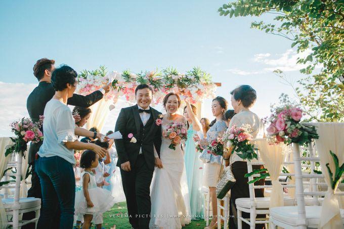 Andre & Cicilia Wedding Day by Venema Pictures - 008