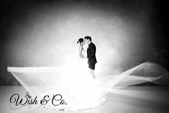 Simple yet elegant celebration - Indoor by Wish & Co. - 003