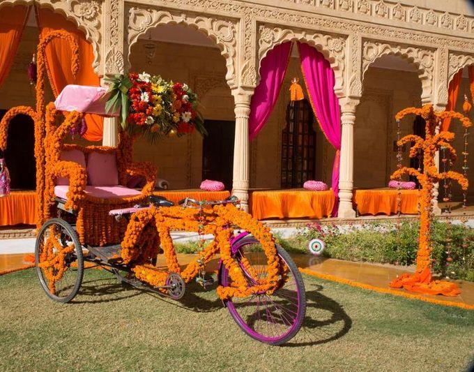 wedding at jaisalmer by Yesha Weddings Destination Wedding Planner - 008