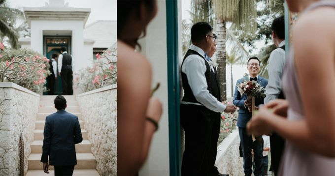 Jeffry & Candy Wedding Day by Calia Photography - 019