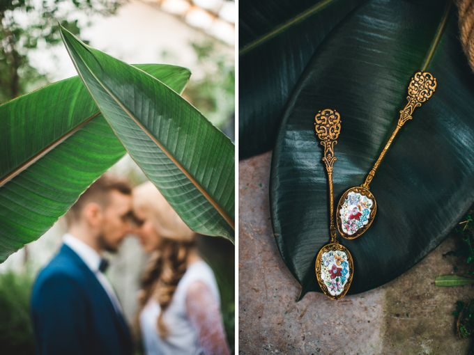 Botanic styled wedding by Caramel Events - 034