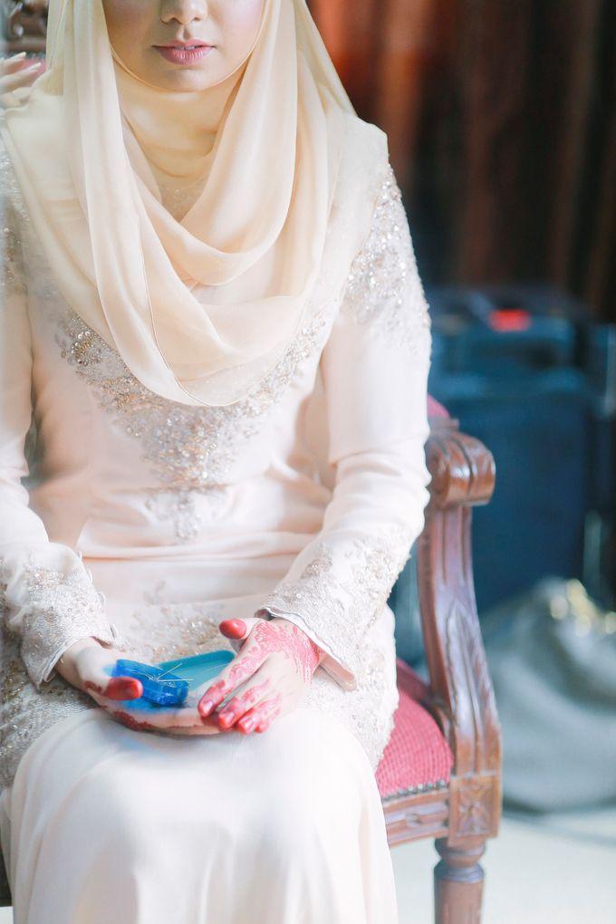 RAIHANA & MOHAMMAD by The Rafflesia Wedding & Portraiture - 008