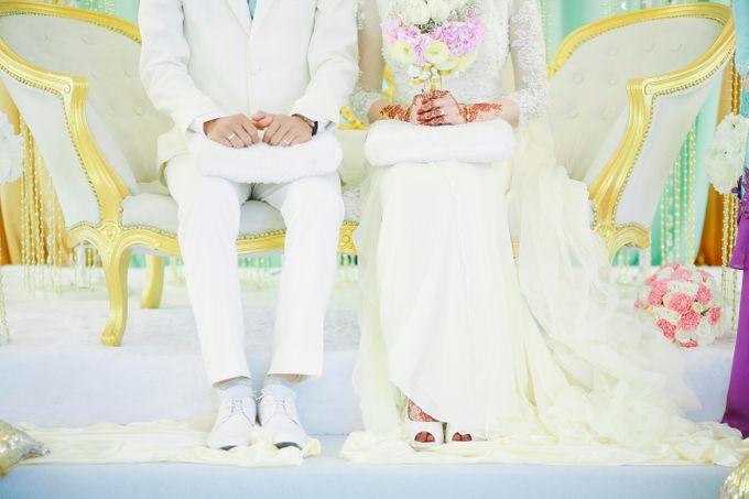 NABILAH & AMIRUL by The Rafflesia Wedding & Portraiture - 009