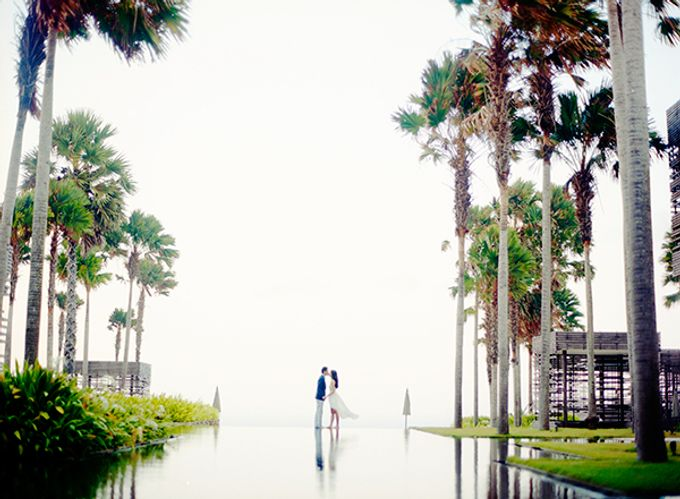 A very personal wedding by Nathan Wu Photography - 003