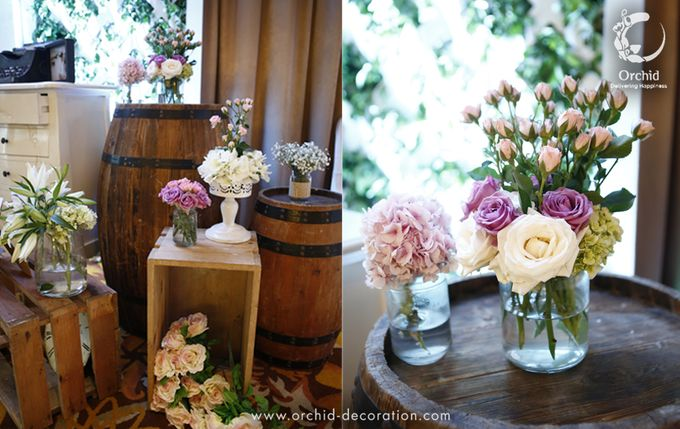 A sweet ending to a new beginning by Orchid Florist and Decoration - 017