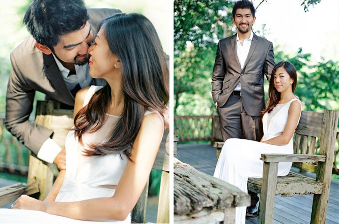 Pre-wedding of Alicia & Raj by The Reason To Love - 006