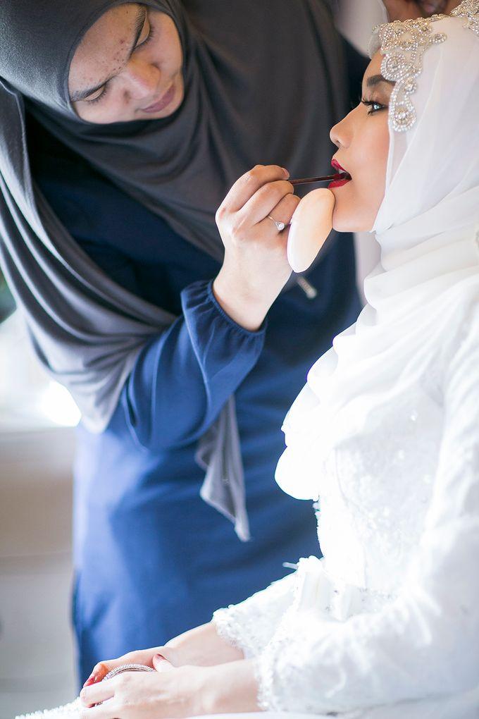 Afiq & Teyka - Groom Reception by Cubic Foto by PlainPaperpaint Production - 020