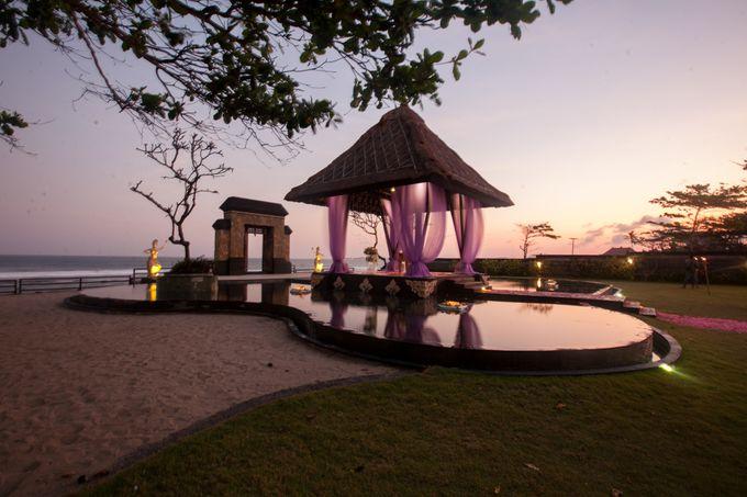 Purple wedding by Bali Angels - 030