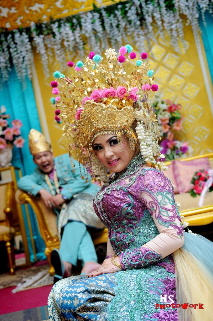 Traditional wedding by HS Photoworks - 003