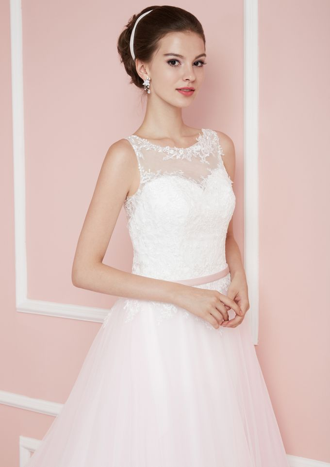 Pink & Audrey Wedding Collection by Digio Bridal - 008