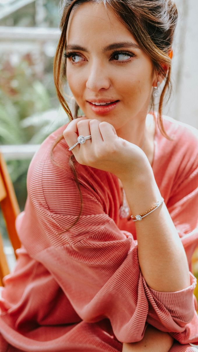 Rose D Amour Collection GIA and GemEx Certified by Adelle Jewellery - 010