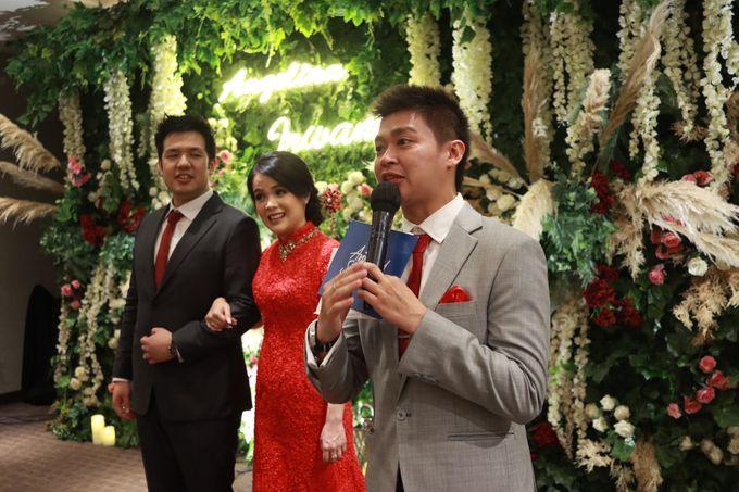 MC Engagement and Sangjit OnFive Grand Hyatt Jakarta - Anthony Stevven by Anthony Stevven - 012