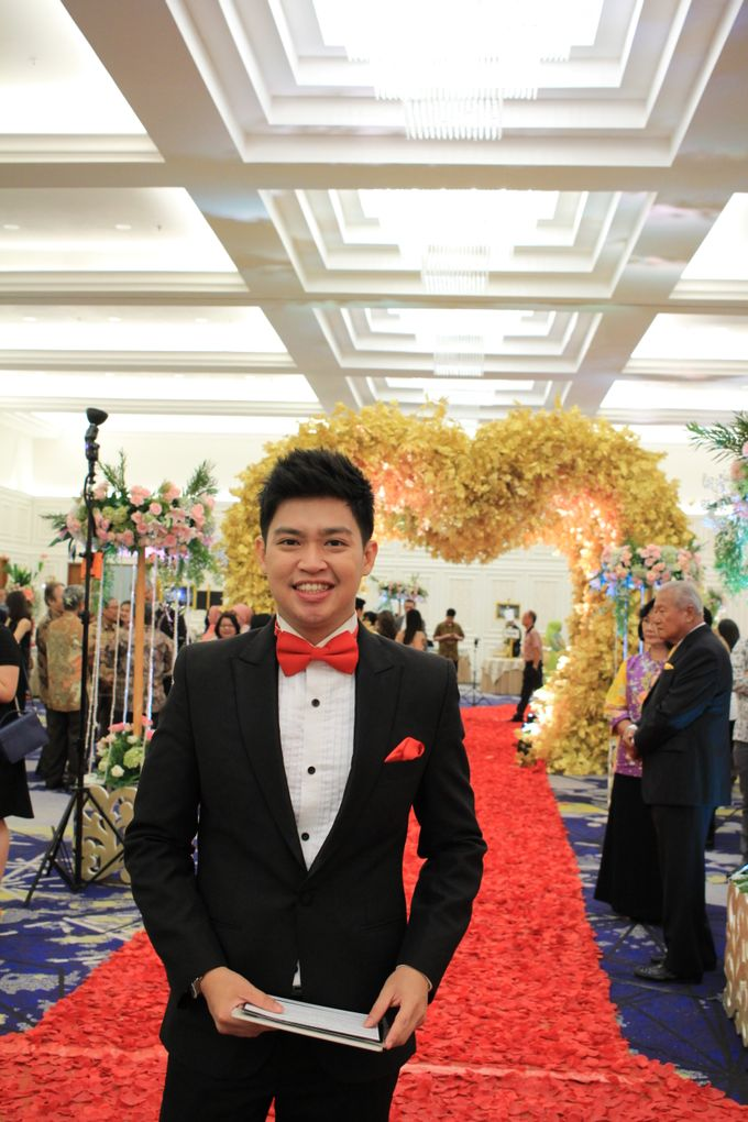 Mc Wedding Menara mandiri  Plaza Bapindo Jakarta - Anthony Stevven by IKK Wedding Planner - 002