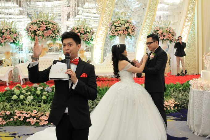 Mc Wedding Menara mandiri  Plaza Bapindo Jakarta - Anthony Stevven by IKK Wedding Planner - 007