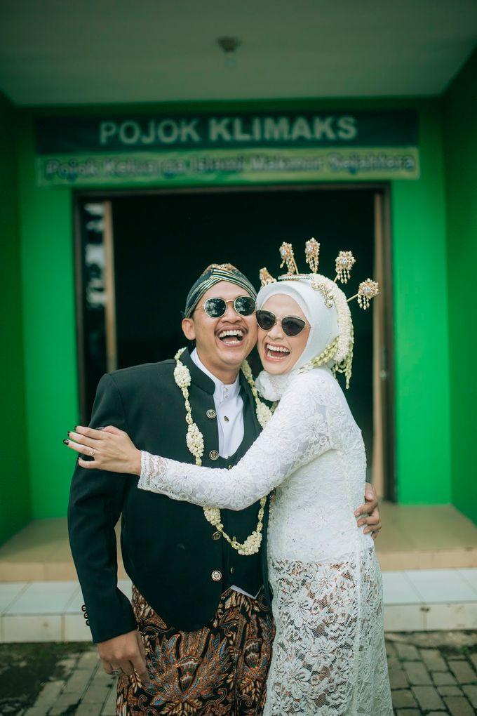 Micro Wedding Okta & Kresna by Kisah Kita Wedding Planner & Organizer - 021