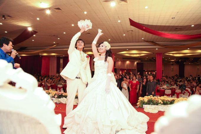 wedding day by Xin-Ai Bride - 019
