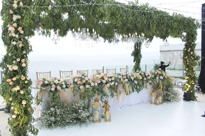The Wedding of  Jimmy & Michele by Dua Insan Decoration - 002