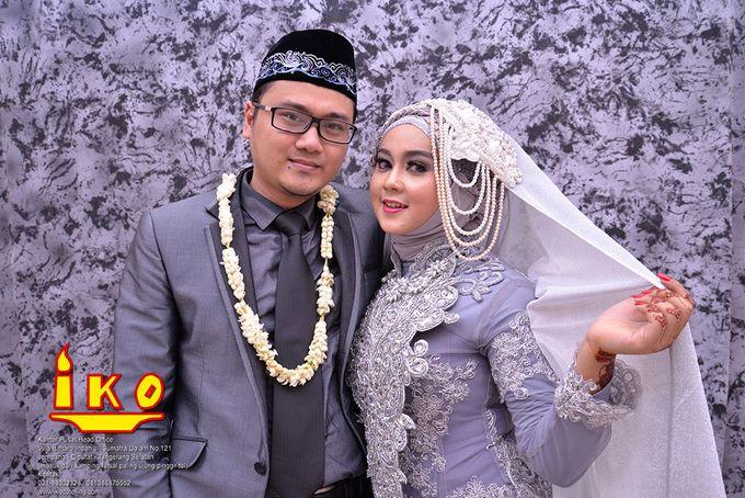 Rias & Busana Pengantin by IKO Catering Service dan Paket Pernikahan - 006