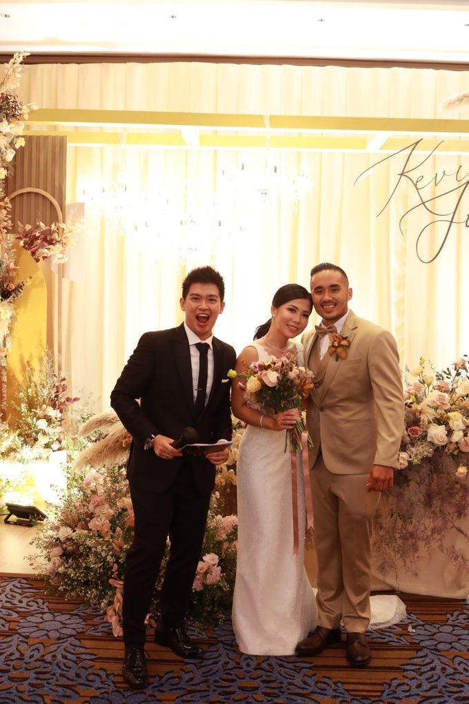 MC Wedding Intimate at Jade Room Fairmont Hotel Jakarta by Anthony Stevven by Anthony Stevven - 006