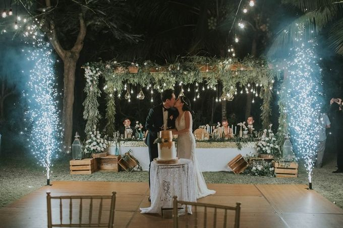 Wedding of Evelyn & Keith by Beyond Decor Company - 047