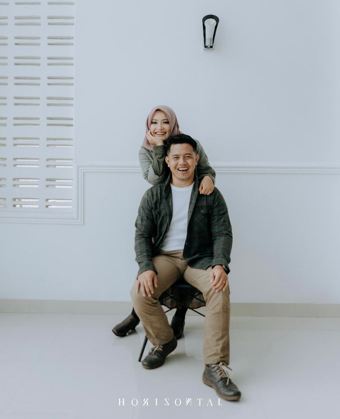 Prewedding Nidan // Caca by Horizontal Studio - 014
