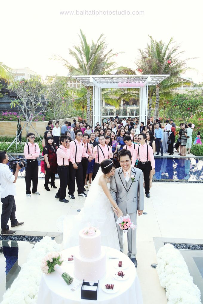 The Wedding of Ivan & Indah by Tati Photo - 033