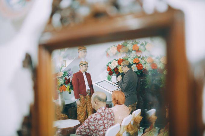 Yayas & Nosa Wedding by Adhyakti Wedding Planner & Organizer - 002