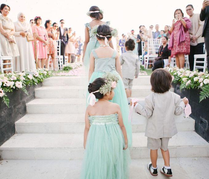 Intan Ayu & Olaf Wedding by Ray Aloysius Photography - 028