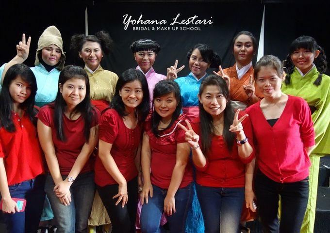 MAKE UP SCHOOL ( terjun lapangan ) by Yohana Lestari Bridal & Make up School - 020