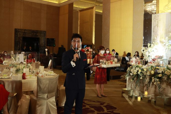 MC Sangjit Hotel Mulia Ballroom Jakarta - Anthony Stevven by Anthony Stevven - 007