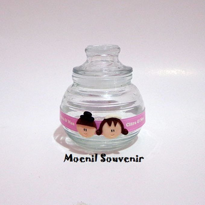 Gelas, Mug, Asbak kaca :) by Moenil Souvenir - 020