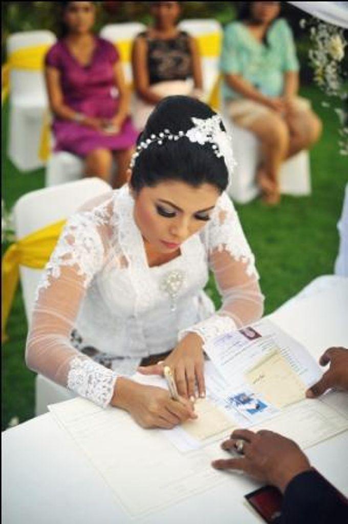 John & Ima by Bali Wedding Vows - 010