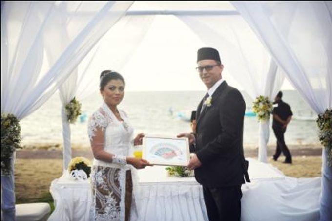 John & Ima by Bali Wedding Vows - 011