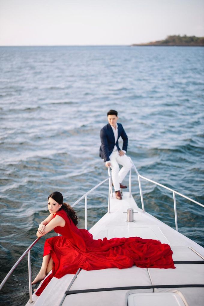 PREWEDDING OF RUDY & ELYZ by Jessica Cendana - 006