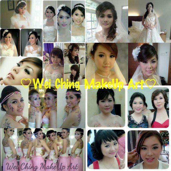 Weiching Bridal by Weiching Bridal Make Up - 010