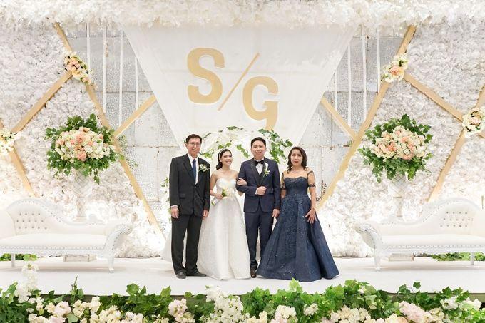 Wedding Of Sastra & Gracia (Green) by Ohana Enterprise - 010