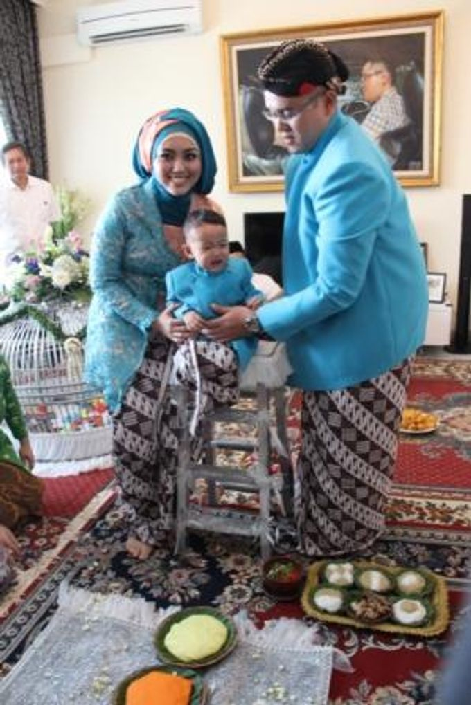 Carlo Tedhak Siten by Arum Ndalu Sanggar Rias Pengantin - 006