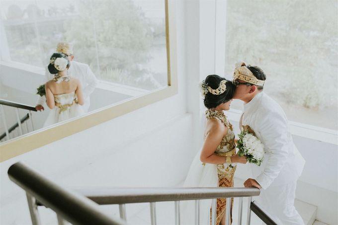 Nagisa Bali Wedding for Tiara & Adit by Nagisa Bali - 002