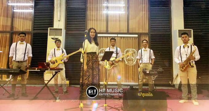 Wedding Reception Events (The Band) by Hi! Music Entertainment - 027