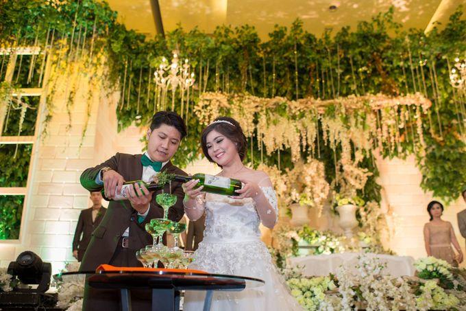 Mr. Albert & Mrs. Ferdina wedding by Brillington & Brothers - 001