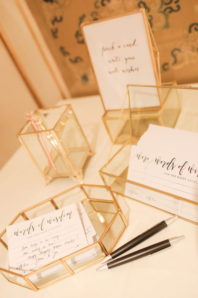 Blush and White Elegance by InterContinental Singapore - 009
