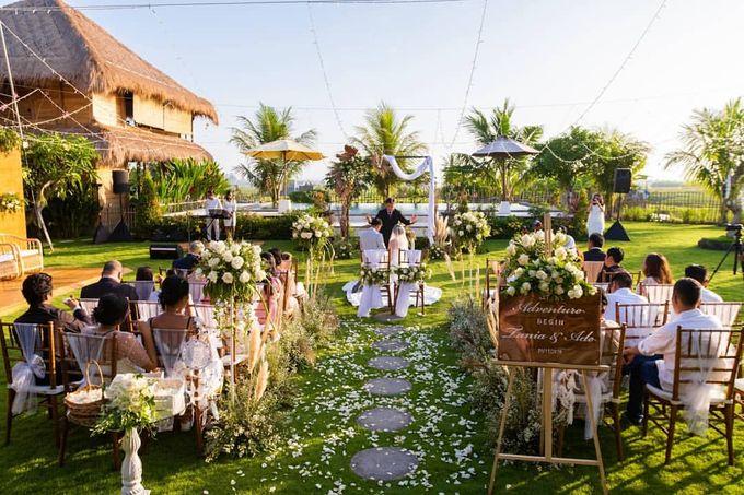THE WEDDING OF TANIA & ADE by ODDY PRANATHA - 013