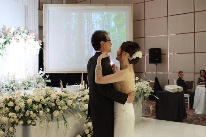 MC Wedding Intimate Fairmont Jakarta - Anthony Stevven by Anthony Stevven - 004