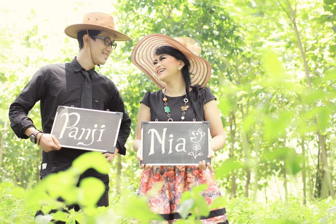 Pre Wedding - Panji & Nia by Ennea Pictures - 002
