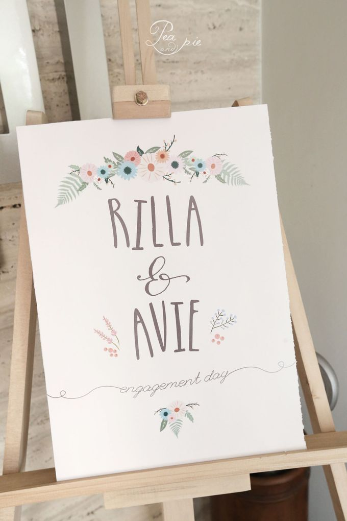 Rilla & Avie Engagement by Pea and Pie - 001