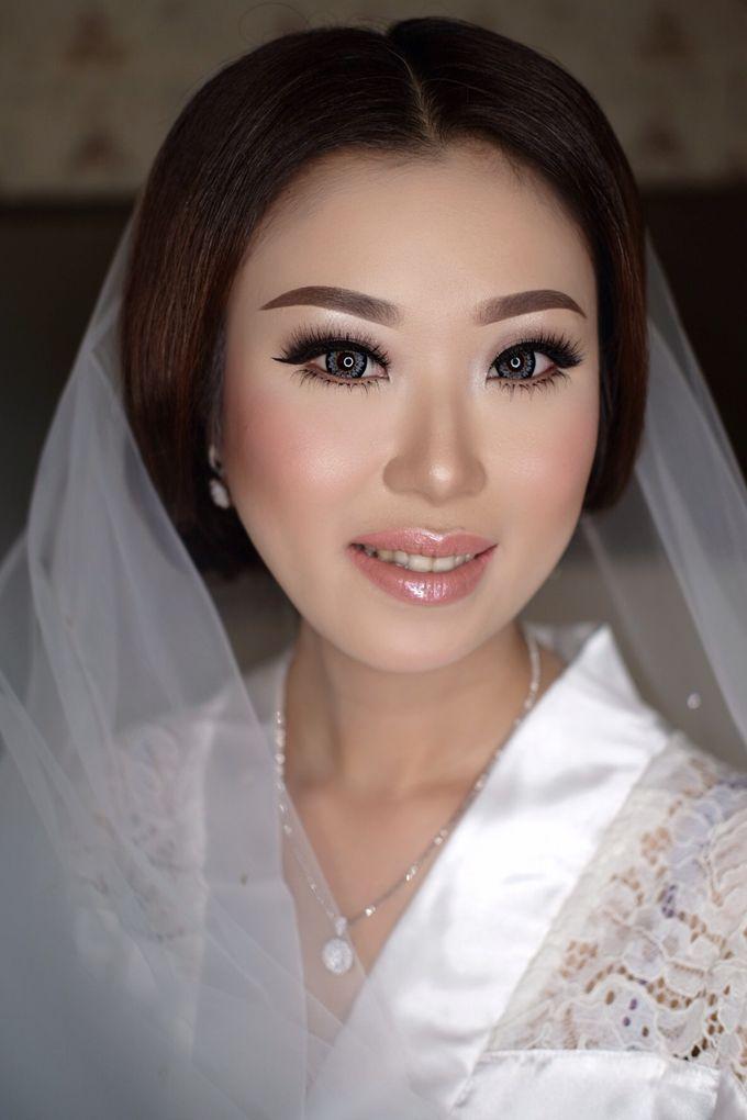 My Bride 2017 by VA Make Up Artist - 001