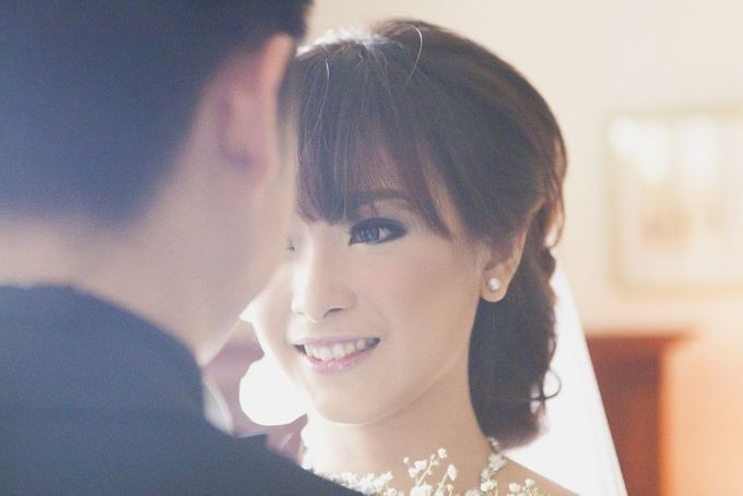 Garden Wedding of Ricky & Inggrid by All Occasions Wedding Planner - 033