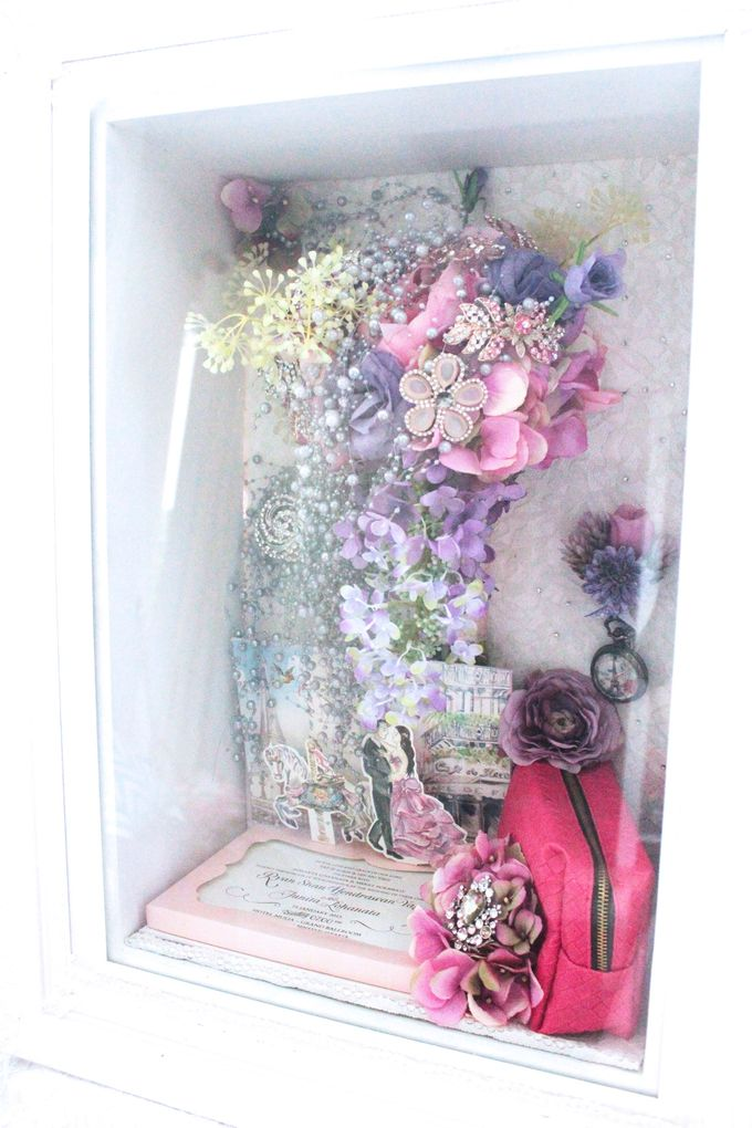 Frame Bouquet by Cup Of Love Design Studio - 016